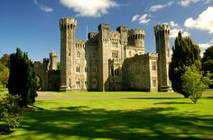 Johnstown Castle, co. Wexford, Ireland