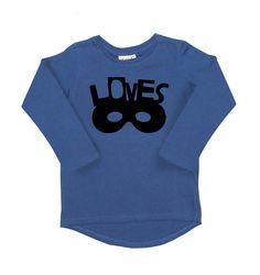 Beau Loves // Love Mask Fin T-Shirt