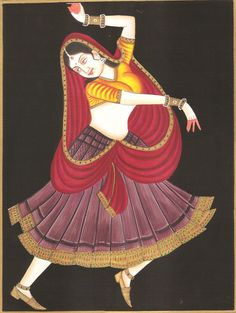 Indian and Mughal paintings