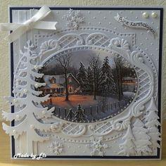 Mooi Kerstkaartje, Christmas card