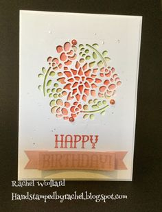 I may have had a little bit of trouble over the weekend with my day 8 and 7 posts, but I'm back today with a collection of projects using th...