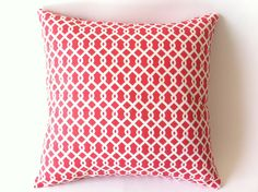 custom order for lauren 20x20 inches coral accent pillow covers - Coral Decorative Pillows