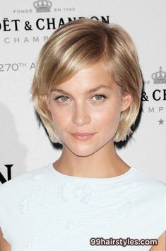 short blonde hairstyle - 99 Hairstyles Ideas