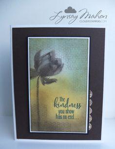 Lotus Blossom Sale-a-bration Stamp set