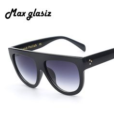 This would make a perfect gift wouldn't it?    Women Sunglasses ...       Take a peek - http://fashioncornerstone.com/products/women-sunglasses-oversize-female-flat-top-vintage-sun-glasses?utm_campaign=social_autopilot&utm_source=pin&utm_medium=pin #RETWEET #REPOST