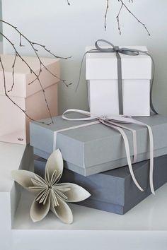 Lieve cadeautjes in pastelkleuren