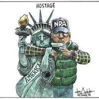 Fuck the NRA and it's brain washing ways of the weak minded