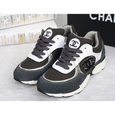 33 Best Chanel Sneakers images | Chanel sneakers, Sneakers