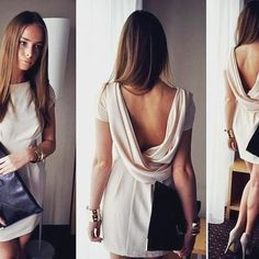 Очень давно хочу #пошить такое #платье ✂ Не уверена, что сейчас знаю, как сделать спинку. Но все впереди)⌛ Кстати и конкретно этот цвет сейчас в моде #кофесольдом  #iraigolka #шитьемое #шьюсама #шитьемоехобби #шитьеикрой #шью #идеидляшитья #шитьеназаказ #шитье #самасшила #люблюшить #учусьшить