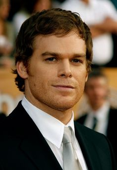 The ever-brilliant and sexy as hell and my favorite hot guy, Michael C. Hall