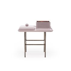 Olympia Side Box Table