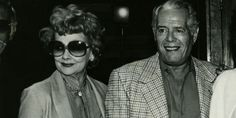 """Learn what Desi Arnaz wrote about Lucille Ball in his memoir about the """"I Love Lucy"""" star. Hollywood Hills, Classic Hollywood, Old Hollywood, Hollywood Couples, Hollywood Glamour, Divas, Lucy Star, Brave, Portrait Photos"""