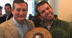 Restaurant owner blows up at Donald Trump Jr. and Ted Cruz over Obama Birthday cake