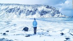 Valentina Miozzo: The woman who moved to the Arctic in lockdown   CNN Arctic Tundra, Arctic Ice, Polar Night, 12th Century, Tour Guide, Italy Travel, Norway, Tourism, Woman