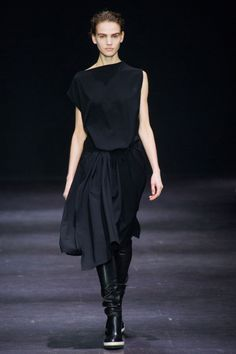 Fall 2014 RTW  Ann Demeulemeester  Collection - The Cut