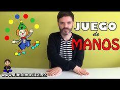 JUEGO DE MANOS   Donlumusical  Cirque du soleil - YouTube