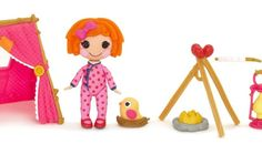 You will just love the Mini Lalaloopsy Playset and the Mini Sew Sweet House. Lalaloopsy Toys are perfect for children aged 4 - 15 years.