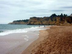 Badplaats Armacao de Pera in de Algarve