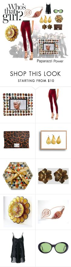 """""""Paparazzi Ppower"""" by seasidecollectibles ❤ liked on Polyvore featuring NBD, Loeffler Randall, Alexander Wang and vintage"""