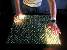 ▶ New Interactive Proximity Sensing PCB Table Modules - YouTube