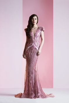 From the Ziad Nakad Spring/Summer 2014 collection.
