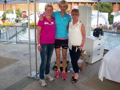Auch die Olympiasiegerin Heike Drechsler war vom BEAUTY ANGEL begeistert :)