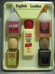 Vintage MEM COMPANY ENGLISH LEATHER LIME 2OZ After Shave & COLOGNE ...