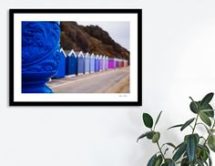 Discover «bournemouth 3», Limited Edition Fine Art Print by Ana Santos - From 35€ - Curioos