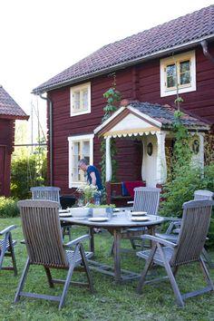 Midsummer in Dalecarlia province, Sweden ♥ Fyra årstider - mitt liv på landet: Midsommar i Dalarna