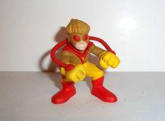 MARVEL Super Hero Squad PYRO x men x force universe