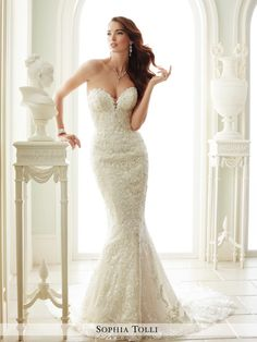 Morilee Meya 8183 All Dressed Up Bridal Gown Shops