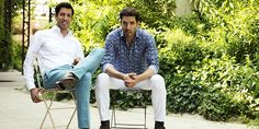 You know Drew and Jonathan Scott, aka the Property Brothers, thanks to the wildly popular HGTV show of the same name. And you know they're established real… Jonathan Scott, Drew Scott, Property Brothers At Home, New Sat, Real Estate Investment Companies, Hgtv Shows, Hgtv Star, Books A Million, Scott Brothers
