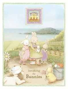 Introducing Bunnies By The Bay