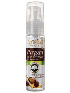 Victoria Beauty Liquid Crystals with Argan Oil for Dry Damaged and Treated Hair Victoria Beauty, Pure Argan Oil, Thing 1, Pure Products, Crystals, Bottle, Hair, Ebay, Exfoliating Scrub