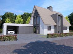 New Exterior Design Home Garage Doors Ideas Best Exterior Paint, Exterior Paint Colors For House, Facade Design, Exterior Design, House Design, Modern House Colors, House Paint Color Combination, Bungalow Renovation, Exterior Stairs