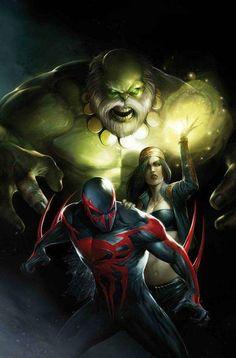 Maestro & Spider-Man 2099