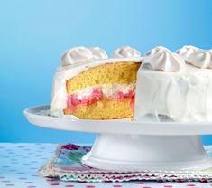 Rhabarber Joghurt Torte Vanilla Cake, Desserts, Cakes, Food, Cake Ideas, Dessert Ideas, Pies, Yogurt Pie, Food And Drinks