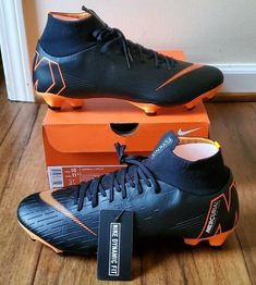 d6b988d547a Advertisement(eBay) Nike sz 10 Mercurial Superfly 6 Pro FG ACC Soccer Cleat  Black