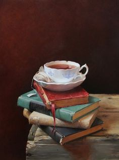 tea or coffee and a few good books by diane.smith