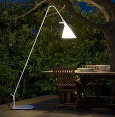 avond verlichting wat je aandacht trekt als je binnen zit. maar je kan het ook gebruiken voor je buiten zitje voor in de tuin