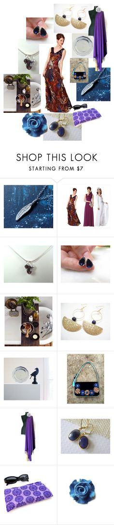 """""""An Evening Out"""" by inspiredbyten on Polyvore featuring vintage"""