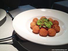 Croquetas de tigre. Restaurante Ten con Ten en Madrid by madridcoolblog.com