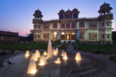 Mohatta Palace in Karachi.