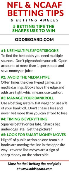 16 Best Sports Betting Tips images in 2017 | Sports betting