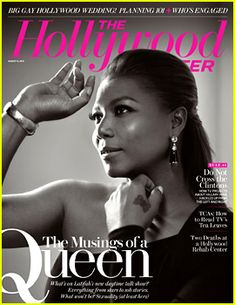 Queen Latifah Covers 'Hollywood Reporter' August 16 Issue