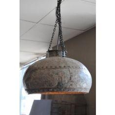 Hanglamp metaal - verlichting Ceiling Lights, Lighting, Pendant, Home Decor, Light Fixtures, Ceiling Lamps, Pendants, Lights, Interior Design