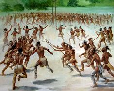 Image detail for -lacrosse is one of the first sports ever created by man in the days of ...
