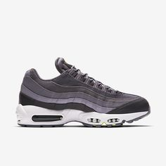 new product 13cd7 f93b1 Cheap Nike Air Max 95 Essential Anthracite Dark Grey Volt Sale