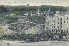 A Döbrentei tér egykori kincsei nyomában - FALANSZTER Budapest Hungary, Tao, Old Photos, Paris Skyline, The Past, Louvre, Landscape, History, City