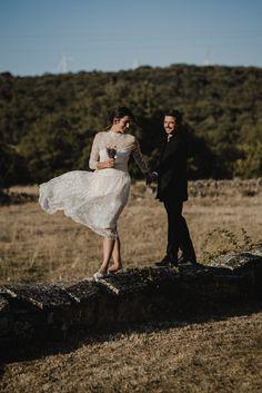 WEDDING IN BURGOS. C+G live in Hawai, but they chose spain for  their wedding